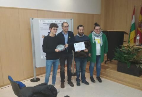 Primer Premio Pósteres Cristalización