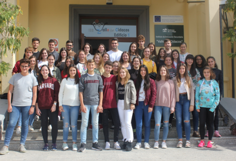 Nuevos alumnos se incorporan al bachillerato de excelencia