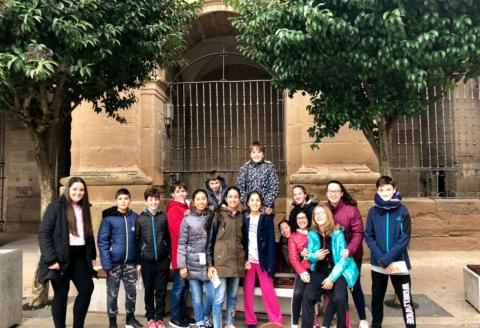 Visita al Museo de la Romanización de Calahorra