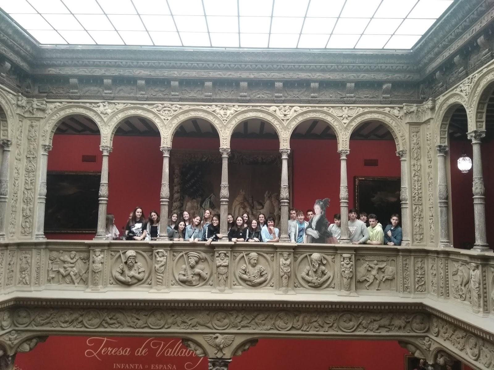 Viaje a Zaragoza, otra forma de aprender historia